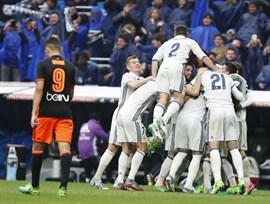 El Real Madrid-Valencia cerrará la segunda jornada de LaLiga Santander