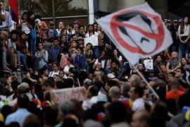 La MUD pospone al viernes la gran manifestación en Caracas contra la Asamblea Constituyente