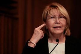 La Asamblea Nacional Constituyente destituye a la fiscal general de Venezuela