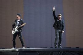 The Edge cumple 56 años: el inconfundible guitarrista de U2 en 6 canciones