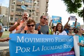 Juana Rivas no comparece en el juzgado y el exmarido pide una orden de detención
