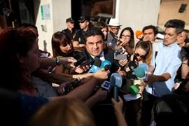 El abogado de Arcuri asegura que los medios