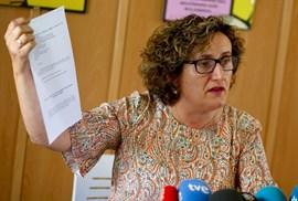 Asesora dice que Juana Rivas sigue creyendo en la justicia y que los hijos tienen un
