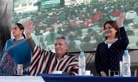 Lenín Moreno pidió disculpas por las políticas de la administración del expresidente Rafael Correa