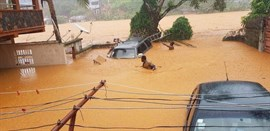 Más de 200 muertos por un desprendimiento de terreno en una localidad cercana a Freetown (Sierra Leona)