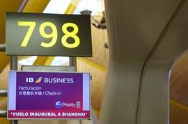 Barajas crece en julio un 3,7% en pasajeros con respecto al mismo mes del año pasado
