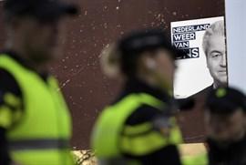 La Policía pone fin a la toma de rehenes en la sede de la radio holandesa 3FM