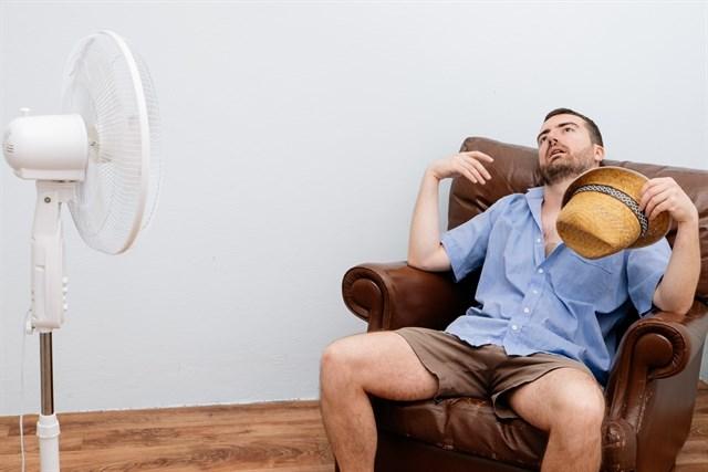 El calor influye en el estado de ánimo de las personas meteorosensibles.