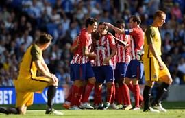 El Atlético, rival de lujo para el debut del Girona