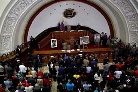 La Asamblea Constituyente asume por decreto las competencias del Parlamento de Venezuela