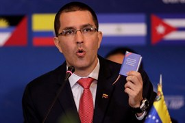 El Gobierno venezolano justifica el decreto de la Asamblea Constituyente