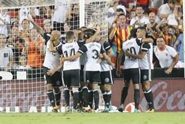 Zaza y Gabriel regalan la primera victoria a Valencia y Leganés
