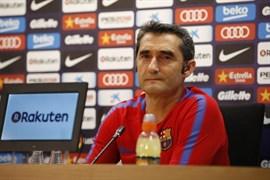 Valverde, sobre los atentados: