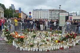 Finlandia identifica al terrorista de Turku como el joven marroquí Abderrahman Mechkah