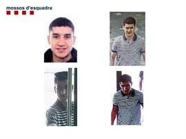 Atentado.- Los Mossos priorizan la captura de Abouyaaqoub y piden colaboración ciudadana