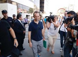 Juana Rivas amplía la denuncia por supuestos malos tratos en su estancia en Italia