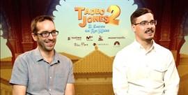 Enrique Gato y David Alonso dirigen Tadeo Jones 2:
