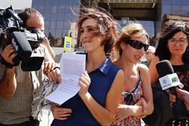 Fiscalía del TC no recurre el caso de Juana Rivas y abre el plazo para ir a Estrasburgo