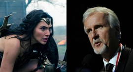James Cameron carga contra Wonder Woman: