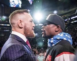 El combate entre Mayweather y McGregor ha generado 9,5 millones de menciones desde su anuncio
