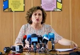 La plataforma 25 de Noviembre respalda a la asesora de Juana Rivas, llamada a declarar como investigada