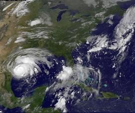 Estados Unidos se prepara para la llegada del 'Harvey', una de las tormentas más fuertes de los últimos años