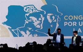 Las FARC proponen su nuevo partido para