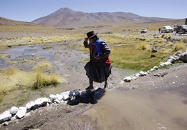 Bolivia celebra una reunión para analizar la memoria presentada por Chile a la CIJ sobre el Silala