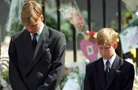 ¿Cómo vivieron Harry y Williams de Inglaterra la muerte de su madre, Lady Di?