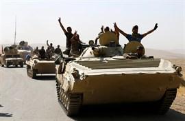 Al Abadi declara la derrota de Estado Islámico en Tal Afar y toda la provincia de Nínive