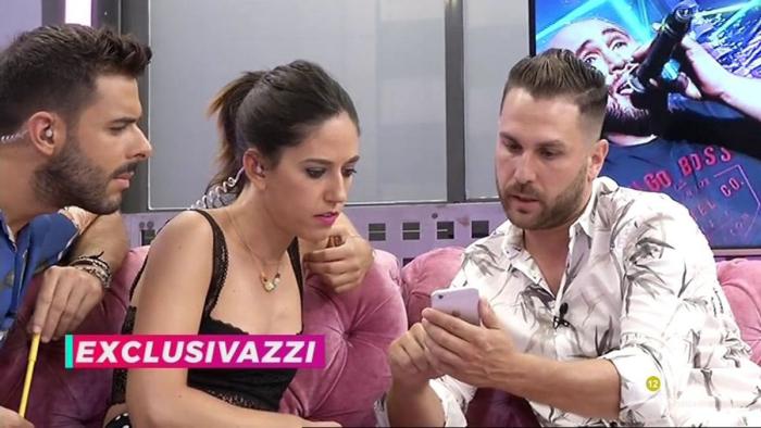 Kiko Rivera se estaría mandando mensajes con Viviana Figueredo (Supervivientes 2014)
