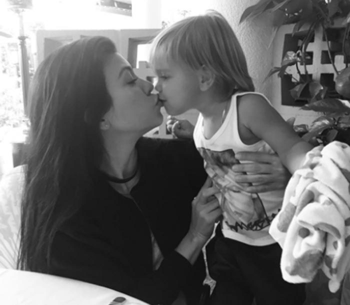 Kourtney Kardashian no quiere presentar a Younes Bendjima a sus hijos