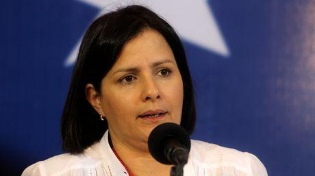 Liliana Hernández: Nosotros damos esta batalla a través del voto