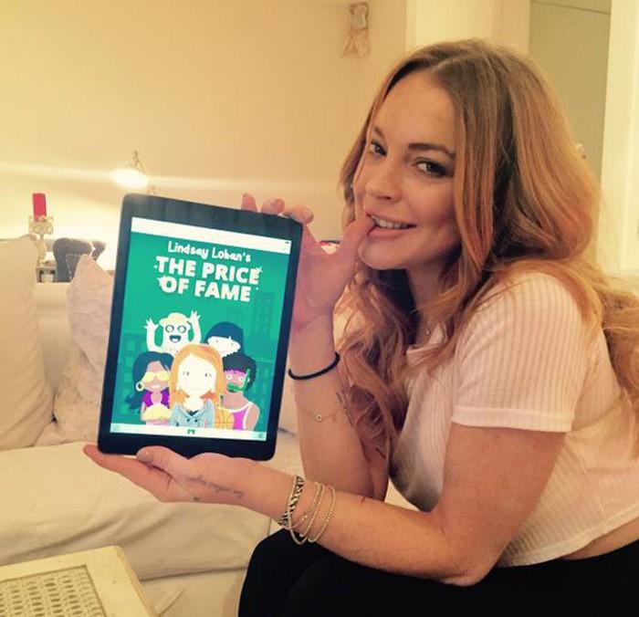 Lindsay Lohan abandona el hospital tras sus problemas de salud