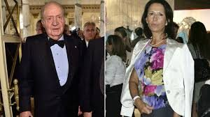 Juan Carlos I y Marta Gayá