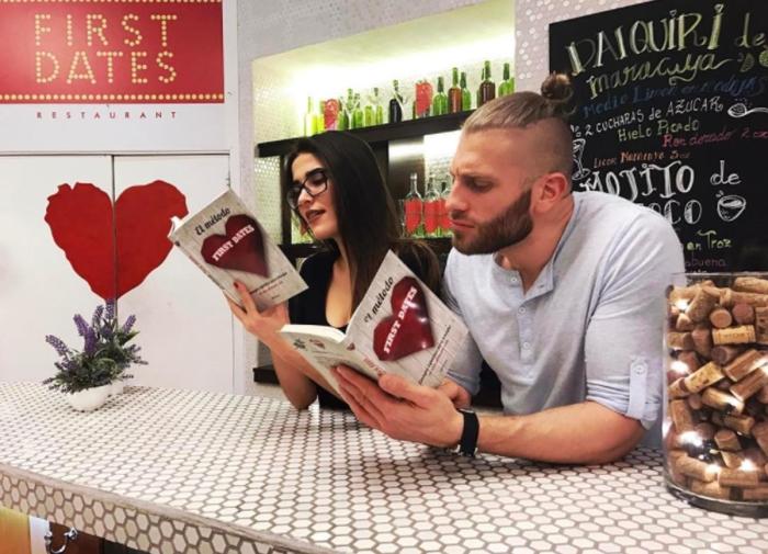 La declaración de amor de Matías Roure a Lidia Torrent (First Dates)