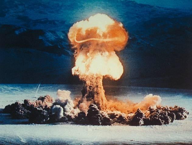 Dentro de la modernización de su arsenal nuclear, la USAF planea crear mini bombas nucleares que sean capaces de destruir algo tan pequeño como un barrio sin causar efectos devastadores en los alrededores.