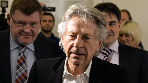 El cineasta Roman Polanski