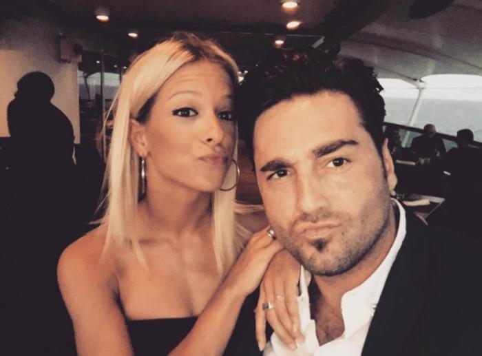 Sandra, la rumoreada nueva ilusión de David Bustamante, tiene pareja