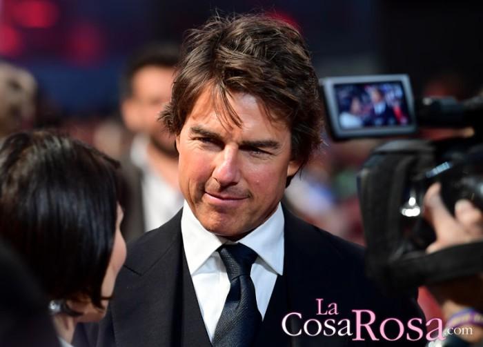 Tom Cruise lleva meses saliendo con una misteriosa mujer británica