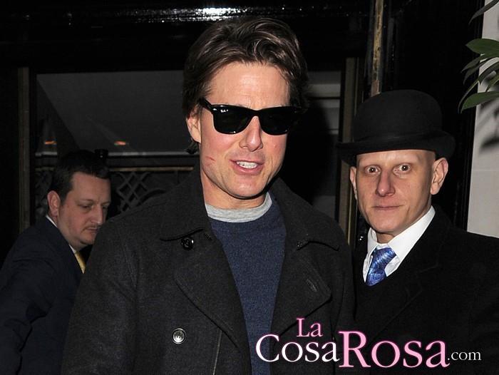 Tom Cruise vende su mansión en Beverly Hills y se marcha a Florida