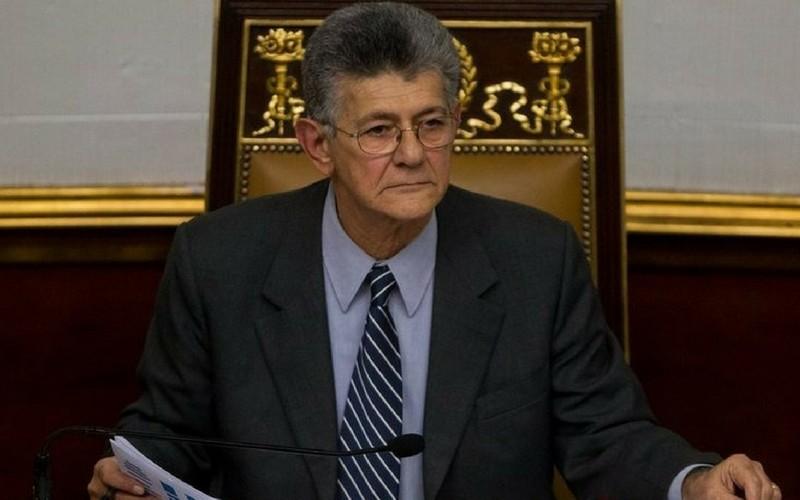 Ramos Allup niega que la MUD haya pedido sanciones para Venezuela