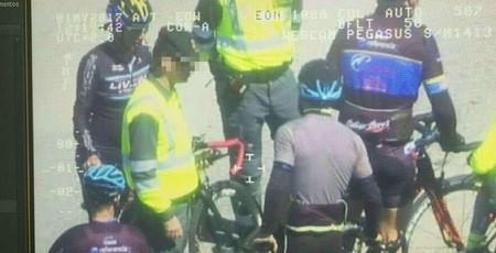 Pegasus Dgt Ciclistas Guardia Civil