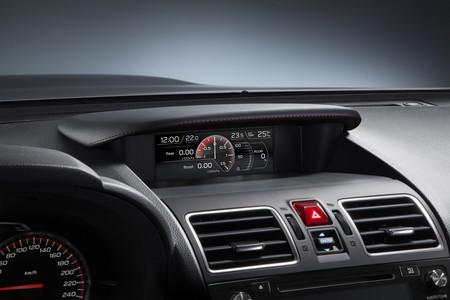 Subaru WRX STI 2018 Pantalla Multifunci N Superior