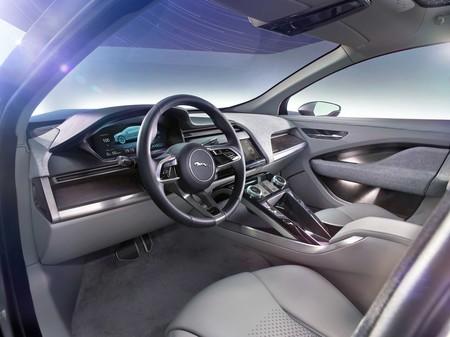 Jaguar I Pace La Studio Interior 01