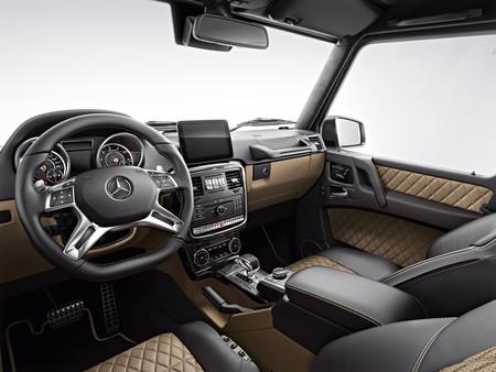 Mercedes-AMG G 63 y G 65 Exclusive Edition