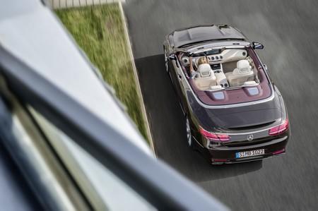 Mercedes Benz Clase S Cabriolet 2018 007