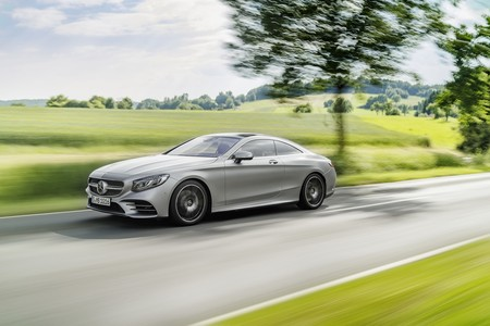 Mercedes Benz Clase S Coupe 2018 008