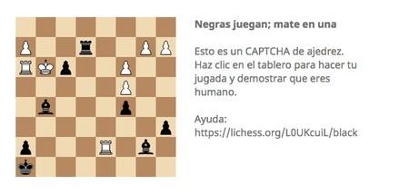 captcha ajedrez