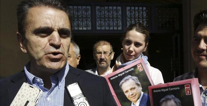 José Manuel Franco, en una imagen de archivo. EFE